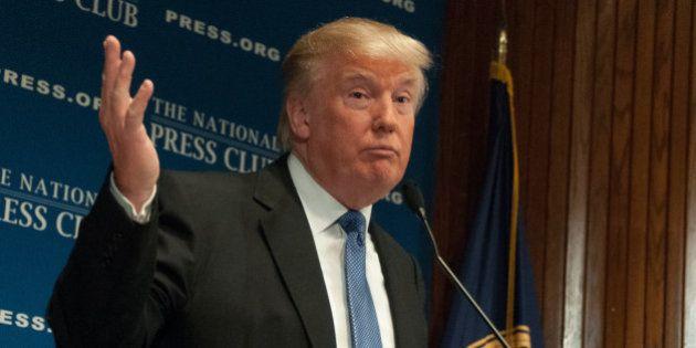 A eleição de Donald Trump abriu as porteiras do ódio nos Estados