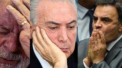 Temer, Lula, Aécio... Segundo jornal, delação da Odebrecht vai atingir 130