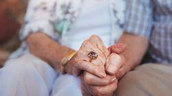 Noiva de 80 anos se casa pela 1ª vez e mostra que nunca é tarde para encontrar o