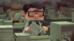 'Trabalho Interno', curta da Disney dirigido por brasileiro, é finalista ao
