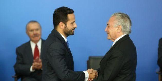 De 'golpista' a homem-bomba do governo Temer: Quem é Marcelo Calero, ex-ministro da
