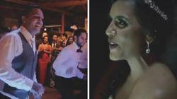 De Br'oz a Carreta Furacão: Este noivo é o maior dançarino que você