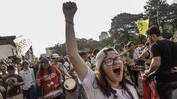 Contra PEC do Teto de Gastos, manifestantes ocupam Paulista neste