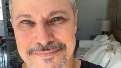 Edson Celulari comemora recuperação de câncer: 'Coração pleno de