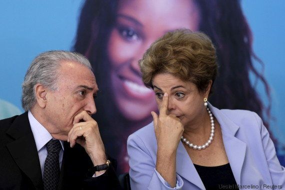 Dinheiro da campanha de Dilma pagou funcionários de Temer, diz