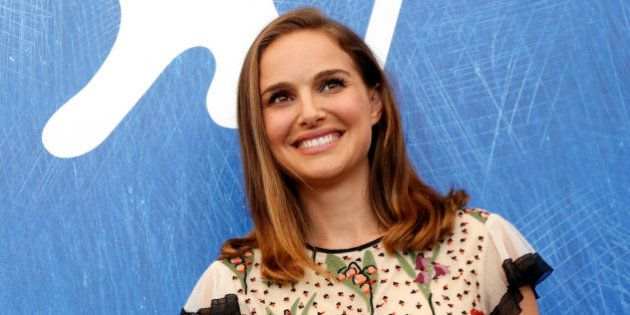 Actress Natalie Portman attends the photocall for the