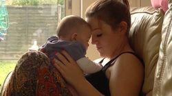 Campanha mostra a mães e grávidas em risco de suicídio que elas podem receber