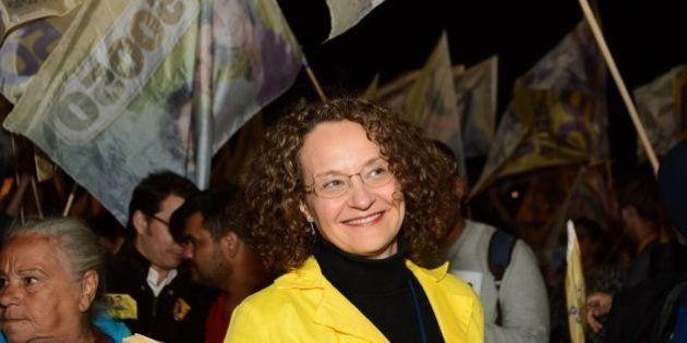 PSOL terá candidato próprio em 2018, defende Luciana