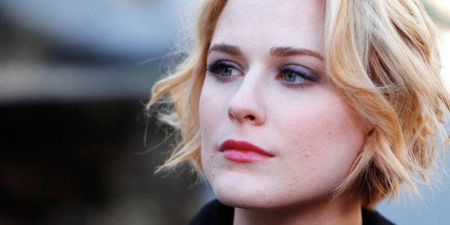 Actress Evan Rachel Wood from the