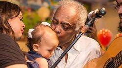 As fotos da festa de 1 aninho da bisneta de Gilberto Gil ficaram