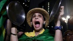 Panelaço contra 'golpe na Lava Jato' e contra Renan toma capitais
