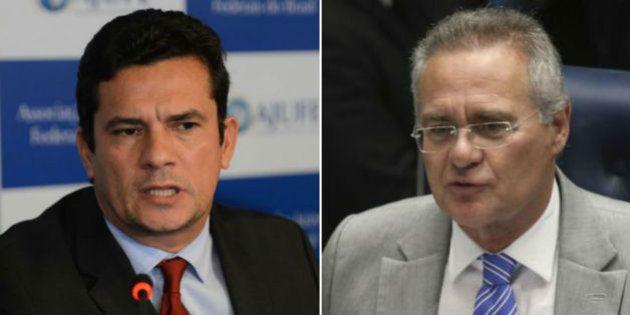 Sergio Moro sugere limites ao projeto de Renan Calheiros contra abuso de