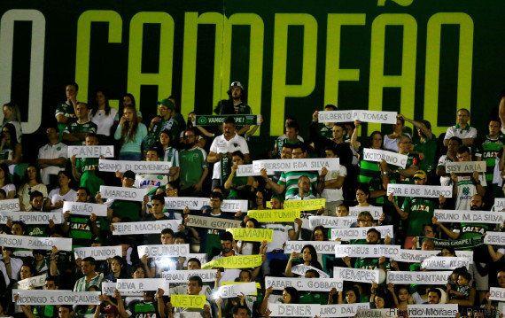 Chapecoense agradece ao Atlético Nacional: 'Não poderiam ter feito coisa mais