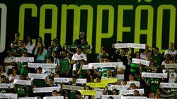 Chape agradece Atlético Nacional: 'Não poderiam ter feito coisa mais