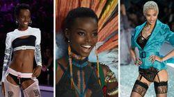 Pela 1ª vez, três modelos negras brilharam com seus crespos no desfile da 'Victoria's
