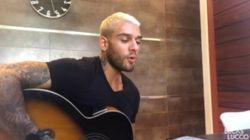 #ForçaChape: A bela canção de Lucas Lucco em homenagem à