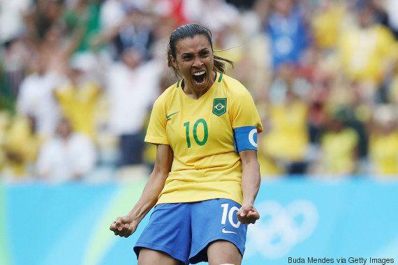 Marta é indicada novamente e vai atrás do 6º troféu de melhor do