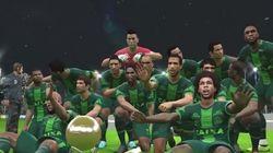 #ForçaChape: Este torcedor simulou a final da Copa Sul-Americana no