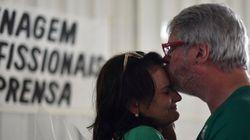 As homenagens pelo Brasil aos jornalistas mortos na tragédia da