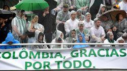 'Gracias, Colombia': Chapecó retribui a solidariedade dos nossos