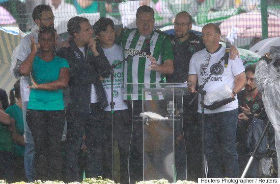 'Gracias, Colombia': Chapecó retribui na arena Condá a solidariedade dos nossos