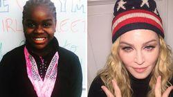 Madonna está transbordando de orgulho pelo sucesso da caçula na