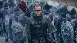 Branqueamento? Protagonismo de Matt Damon em filme chinês gera