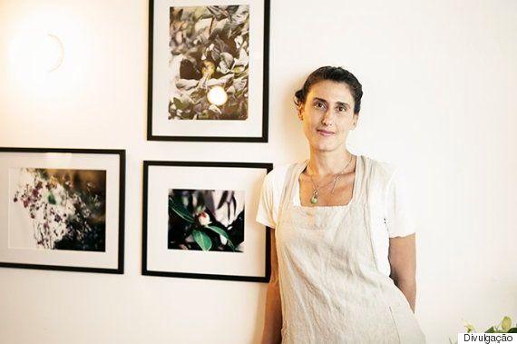 Como Paola Carosella se tornou cozinheira – e