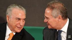 Temer tenta 'salvar' Renan. Enquanto isso, ministro do STF quer impeachment de