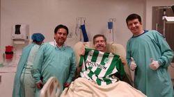 Jornalista sobrevivente de voo da Chape homenageia médico colombiano: 'Primeiro a me atender no