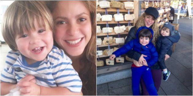 Mãe de dois meninos, Shakira fala sobre maternidade: 'É um desafio