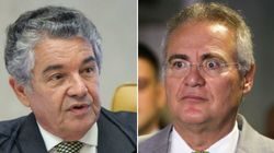 'Tempos estranhos': Ministro do STF comenta recusa de Renan em deixar o