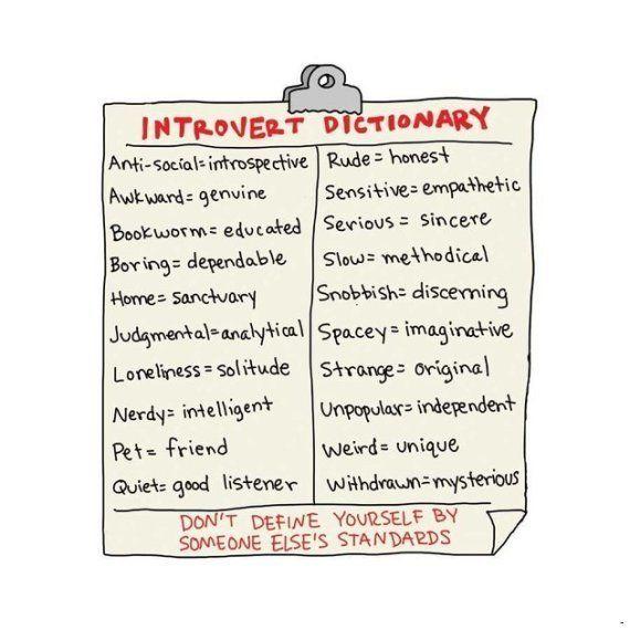 3 histórias em quadrinhos para entender os introvertidos da sua