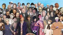 Artista faz releitura da capa de 'Sgt. Pepper's' para homenagear famosos mortos em