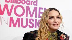 Madonna recebe prêmio 'Mulher do Ano' e fala sobre machismo no mundo da