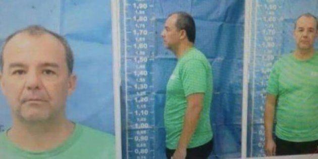Ex-governador do Rio Sérgio Cabral é transferido de Bangu 8 para Curitiba pela