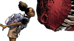 Nova heroína da Marvel é negra, pré-adolescente e