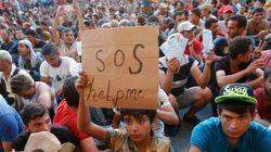 Quem são os refugiados tentando entrar na