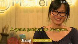 Vai ter 'cebora', sim! Jiang Pu, do MasterChef Brasil, é contratada pela