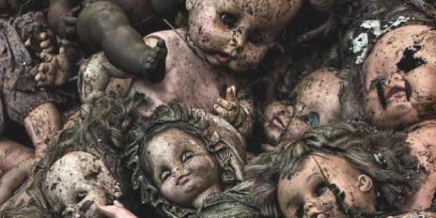 Das entranhas das bonecas