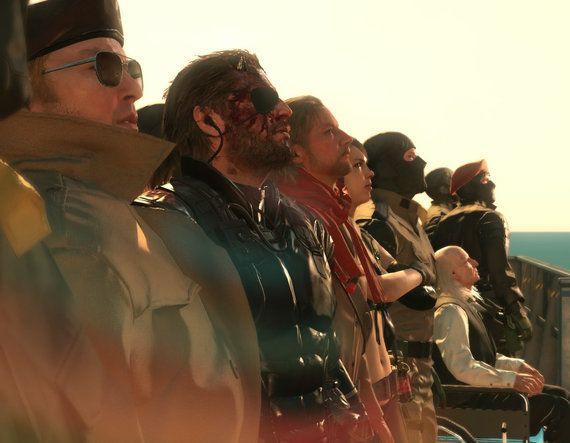 Como a saga Metal Gear Solid consegue, sim, ser