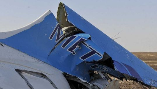 Egito e Rússia investigam causas do acidente aéreo que matou 224