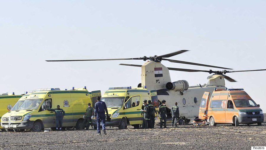 Egito e Rússia investigam causas do acidente aéreo que matou 224 pessoas na Península do