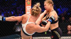 O chute que nocauteou Ronda deixou o empresário de Holly Holm cheio de