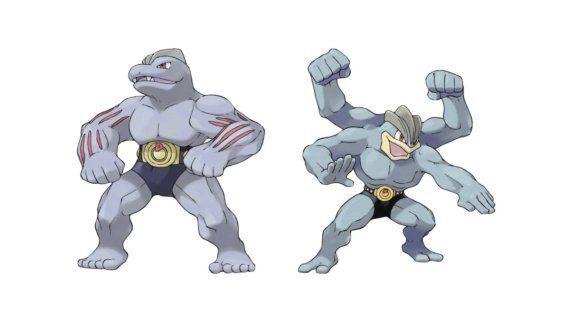 Site oficial de Pokémon revela 'segredo' sobre Machoke e