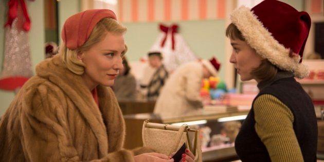 'Carol' é um lindo alívio em um (novo) Oscar branco e