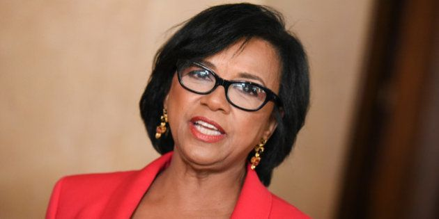 Academy of Motion Picture Arts and Sciences President Cheryl Boone Isaacs arrives at the 52nd Annual...