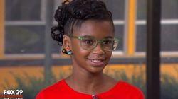 Ela quer juntar 1000 livros para que mais garotinhas negras se sintam