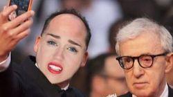 Miley Cyrus e Woody Allen? Juntos? Na mesma série? Sim, isto vai