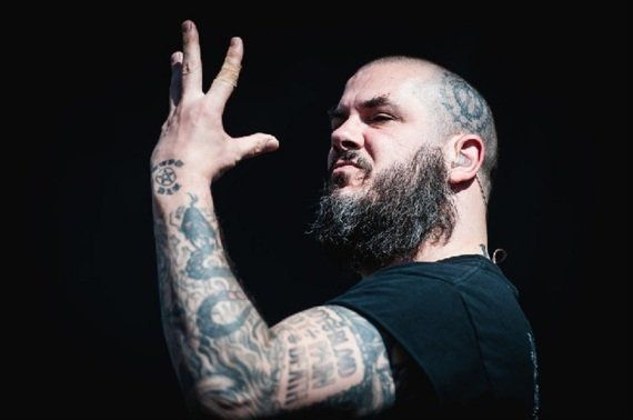 O 'White Power' do cantor Phil Anselmo prova que o heavy metal (ainda) é